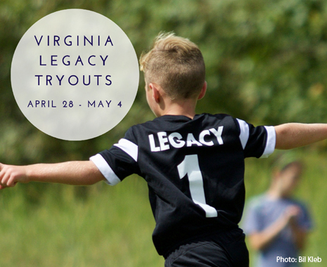 Legacy Announces 2017 Tryout Dates!