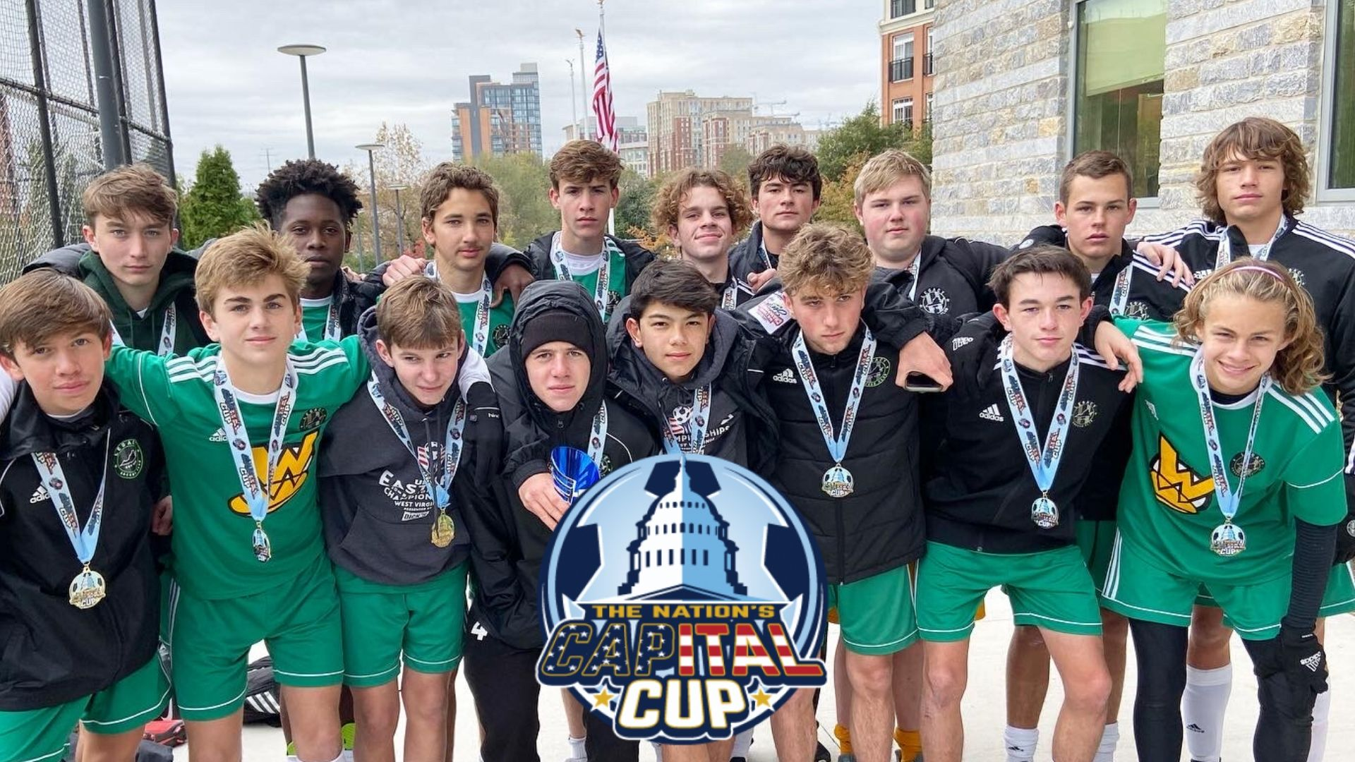 04 Boys and 05 Boys win Nations Capital Cup!