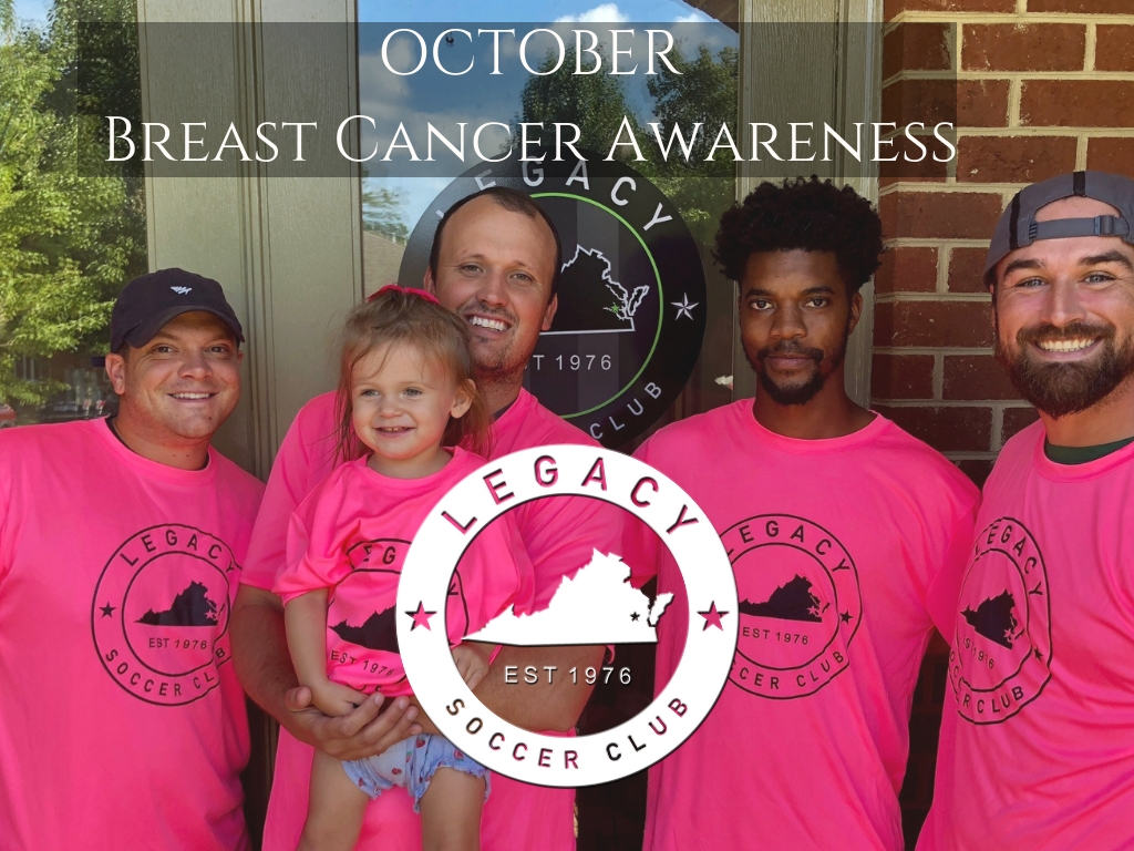 Legacy Supports Breast Cancer Month