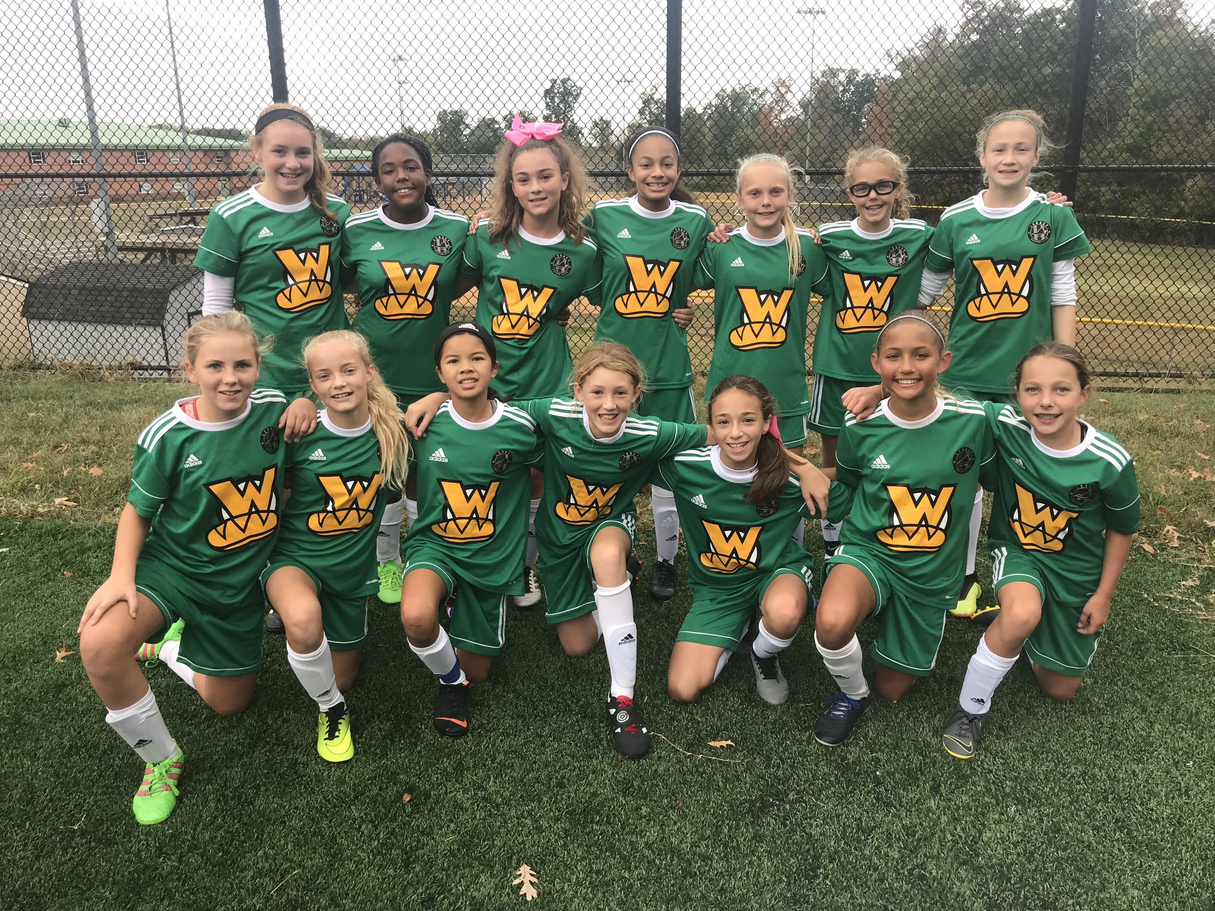 Virginia Legacy Girls - Columbus Day Weekend