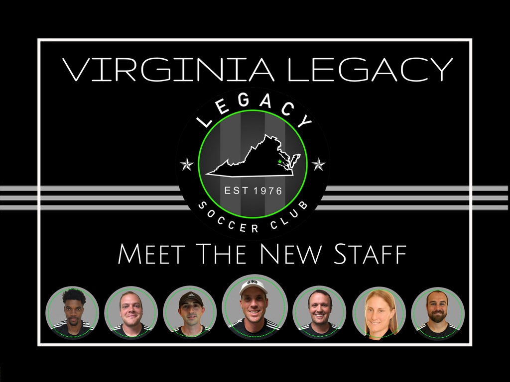 Meet the new Legacy Staff!