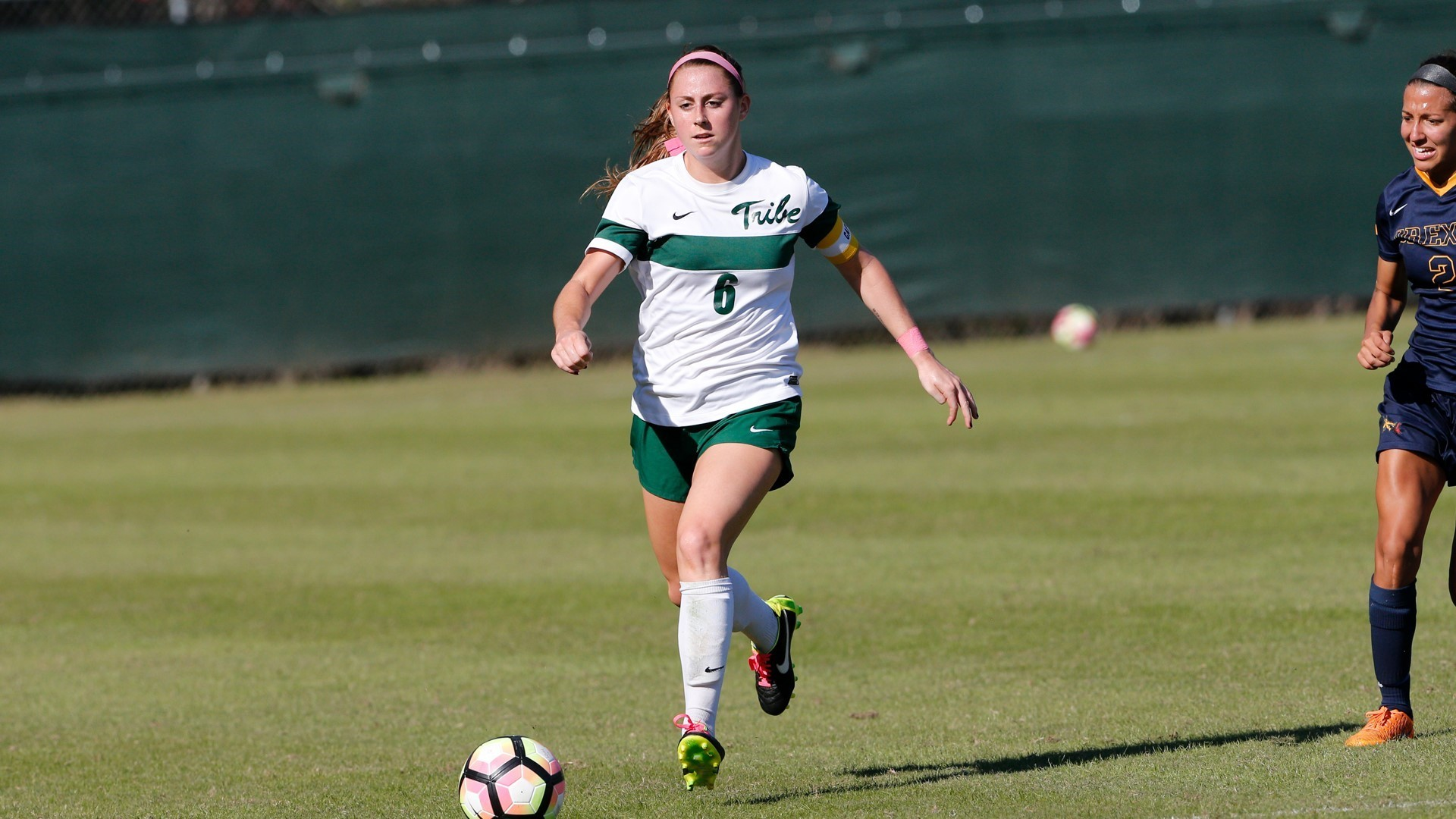 Former Women's Soccer Standout Clara Logsdon Named a Nominee for the NCAA Woman of the Year Award