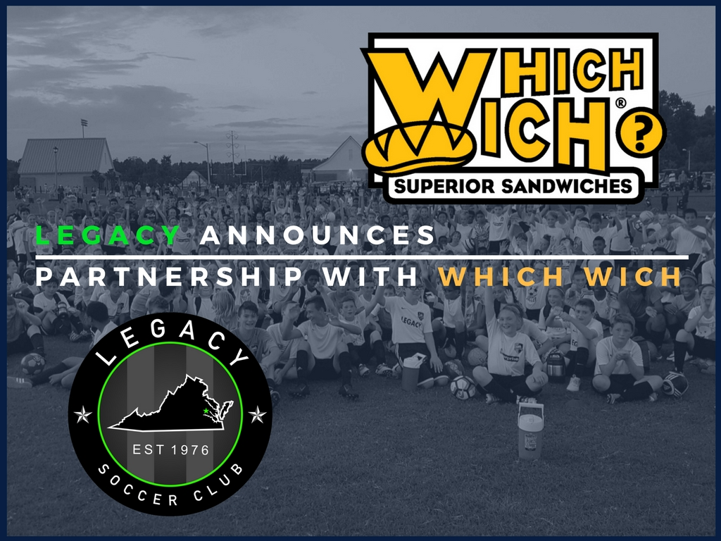 Legacy Partners with Which Wich